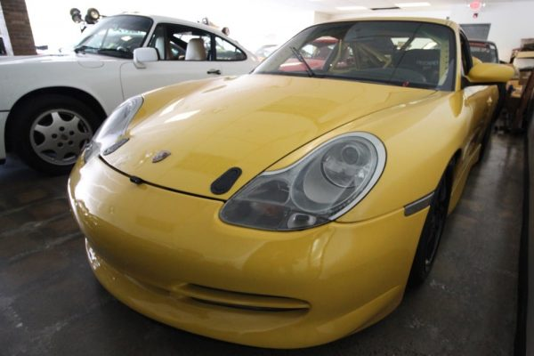 2001 Porsche 911-Track-Car For Sale