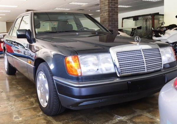 1990 Granite Mercedes Benz 300E