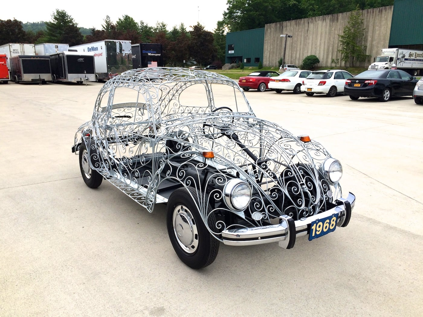 1968 Wrought-Iron Beetle Restoration-16