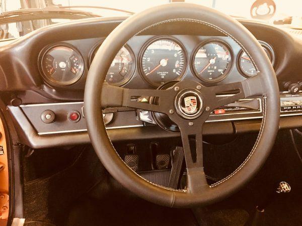 1972 Porsche 911S For Sale