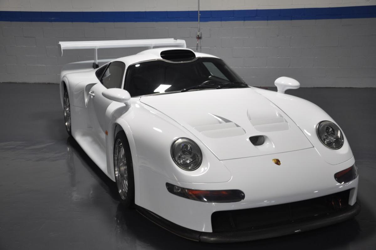 1996 Porsche 993 GT1 Restoration