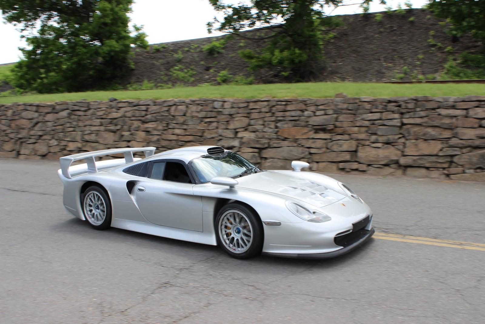 Watkins Glen Race Track >> 1998 Porsche 911 GT1 Straßenversion • DeMan Motorsport