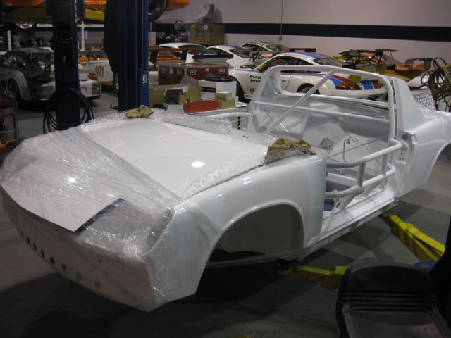 914 Project Race Car