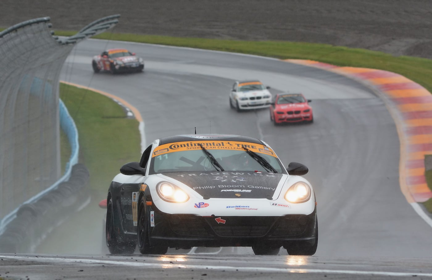 IMSA Continental Tire Challenge at Watkins Glen June 2015