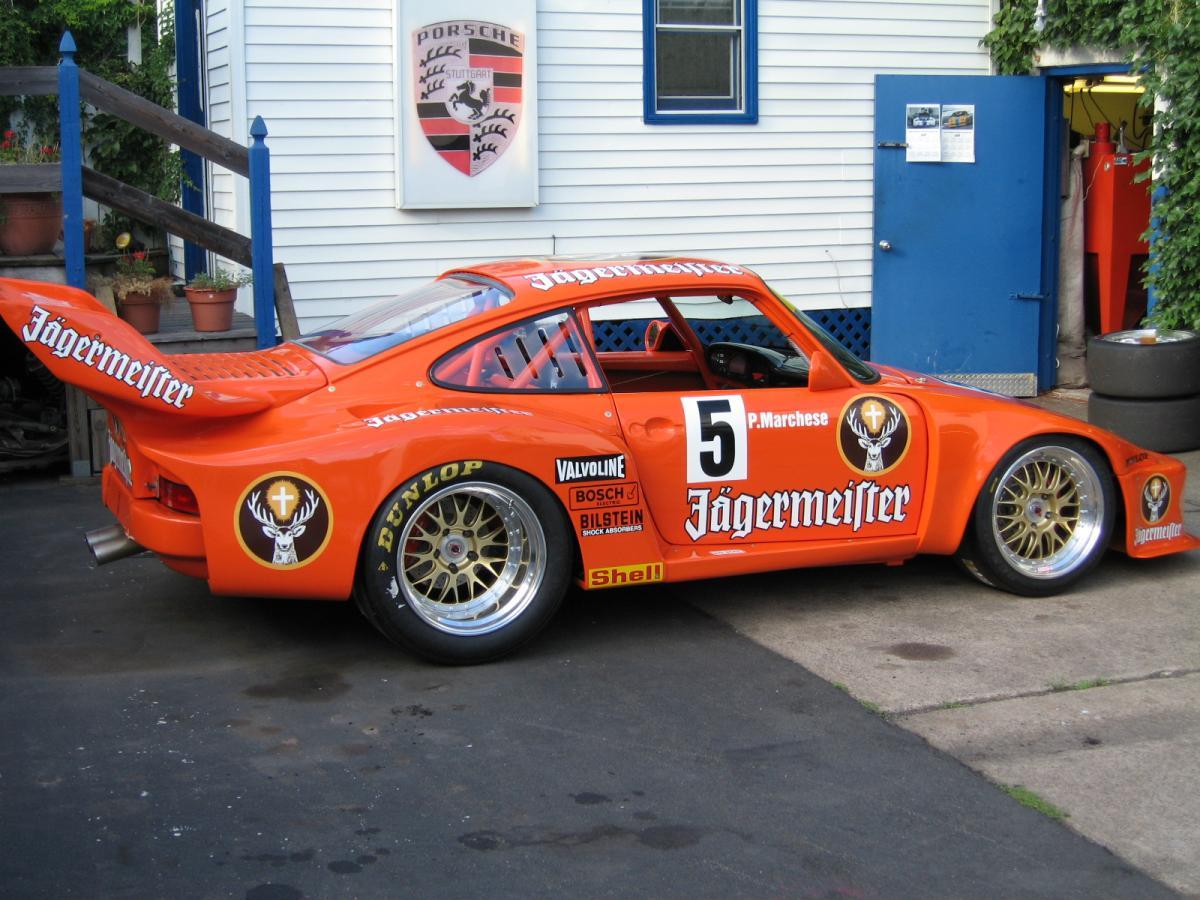 Watkins Glen Race Track >> Jagermeister 935 Race Car • DeMan Motorsport