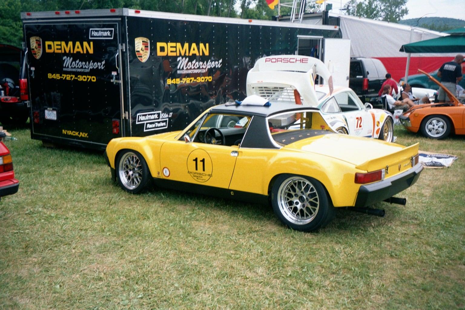 Porsche 914's