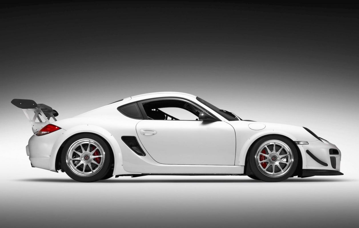 Porsche Cayman RSR Build1