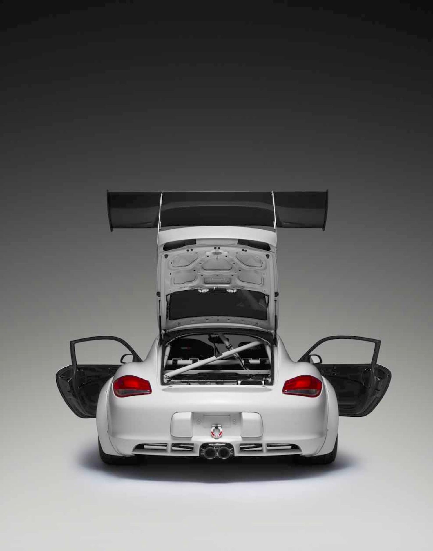 Cayman Rsr Deman Motorsport