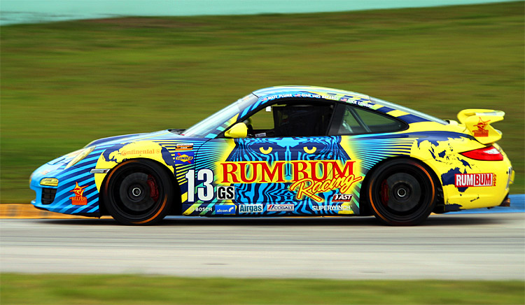 Rum Bum 911 GS Car