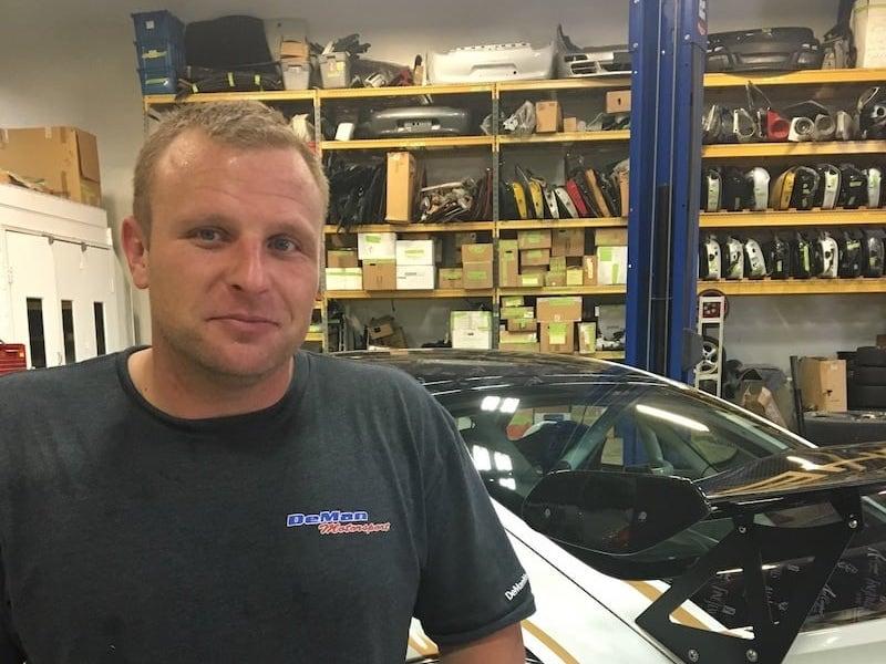 Rob Pfiel: Master Technician