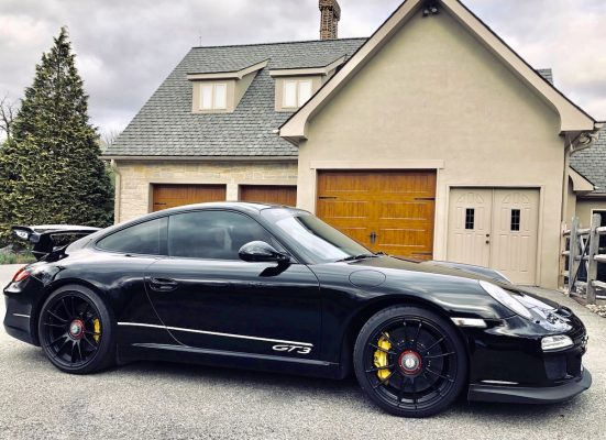 2011 PORSCHE 911 GT3 For Sale NY