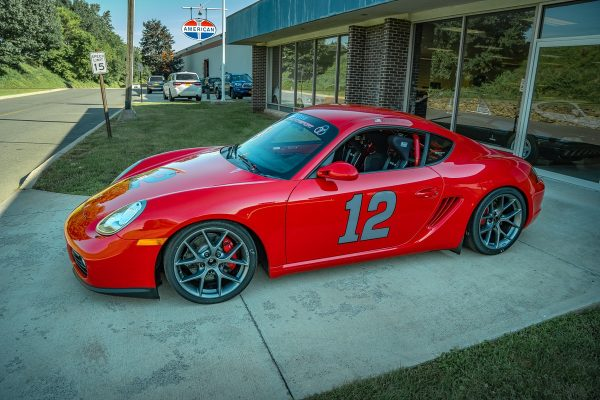 2007 Porsche Cayman Track Car for sale