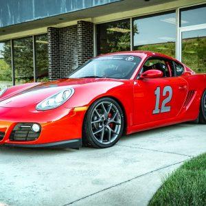 2007 Porsche Cayman Track Car FS-12