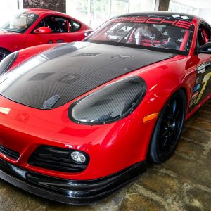 2007 Porsche Cayman S Racecar FS-1
