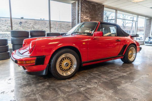 1985 Porsche Carrera 1