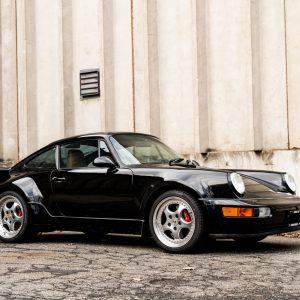 1994 Porsche 964 Turbo-10