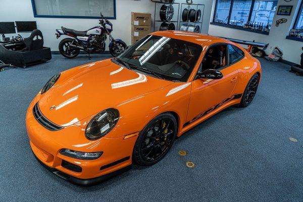 2007 Porsche GT3RS-Trackcar19
