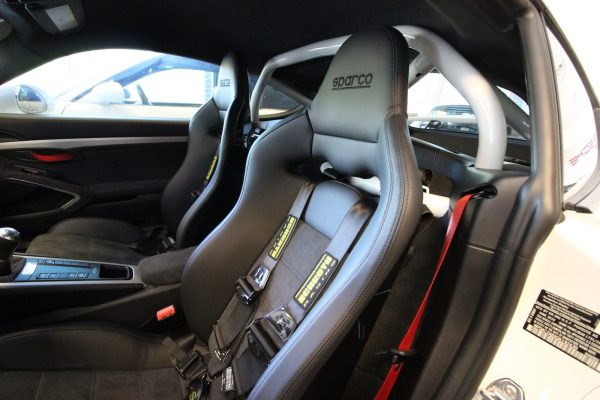 GT4 Bolt in Roll Cage