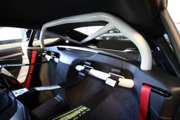 Bolt in Roll Cage & Harness for Porsche GT4-8