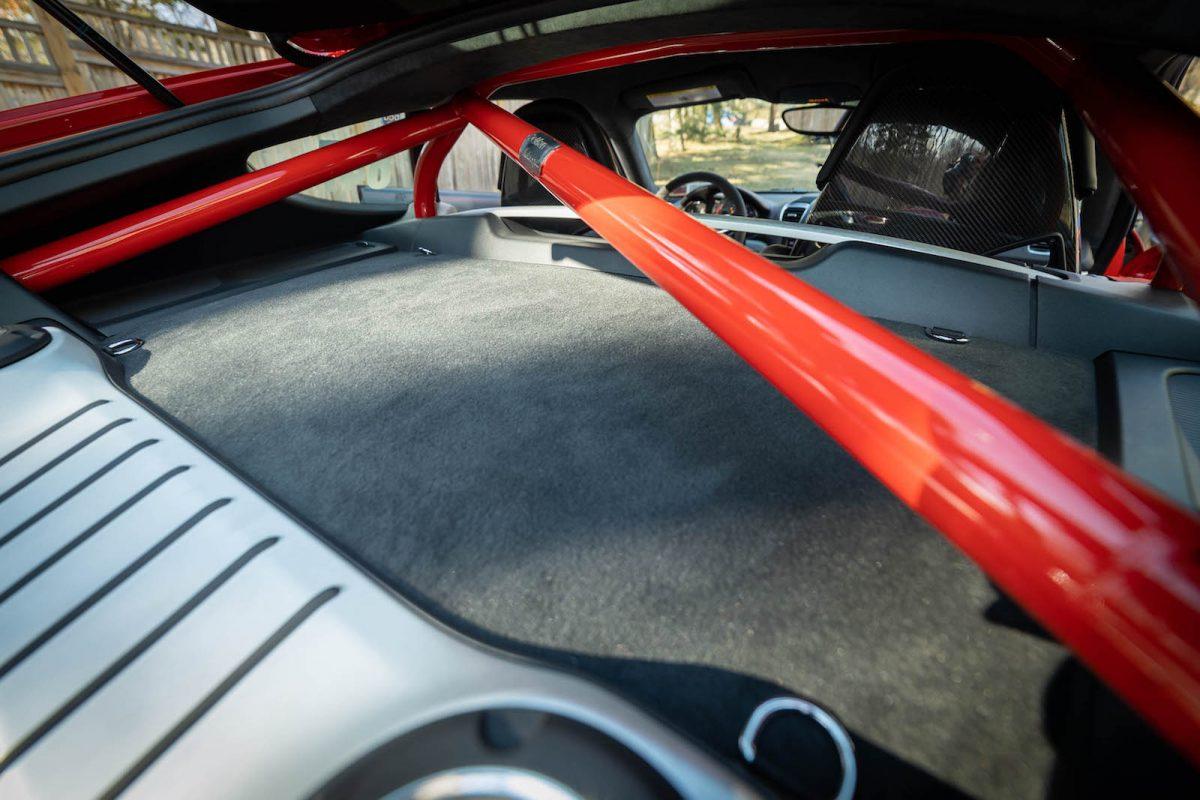 Roll Bar for Porsche Cayman