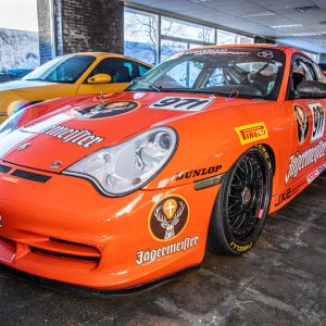 2004 996 Porsche GT3 Cup Car For Sale
