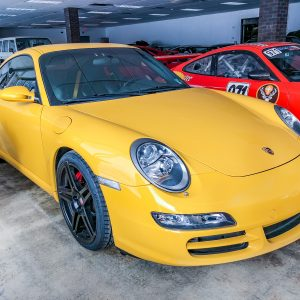 2007 Porsche Carrera S For Sale-2