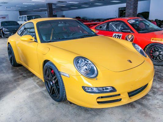 2007 Porsche Carrera S For Sale-2