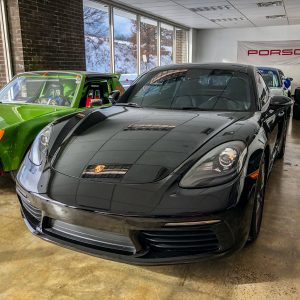 2018 Porsche Cayman For Sale