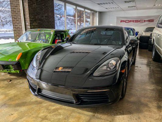 2018 Porsche Cayman For Sale