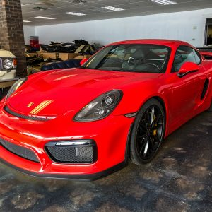 Low Mileage 2016 Porsche Cayman GT4 for sale_5